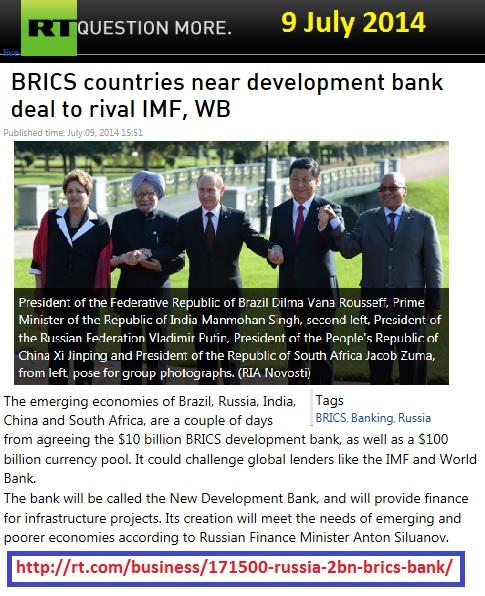 http://rt.com/business/171500-russia-2bn-brics-bank/