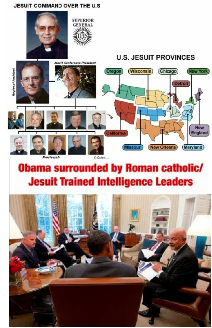 Introducing the Jesuit foot soldiers of the NWO.clipular