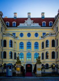 Diesjähriger Tagungsort ist das Kempinski-Hotel Taschenbergpalais in Dresden. Bild: Heribert Pohl/CC-BY-2.0
