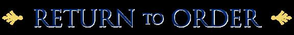 Return to Order Logo